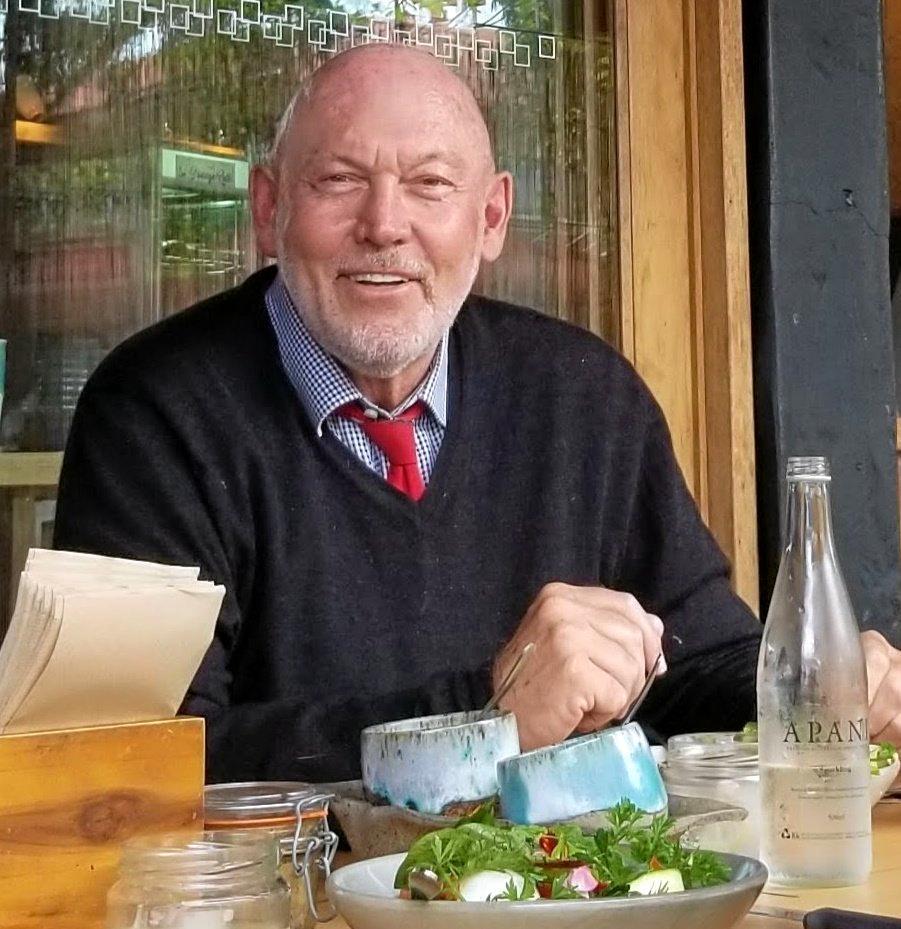 PRO BONO: Byron Bay lawyer Johnathan de Vere Tyndall always gets a good roll