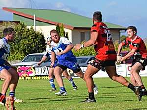 Gremlins wallop Roosters in friendly