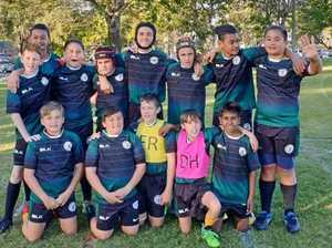 History in the making for Gladstone school league team