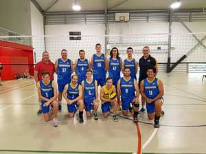 Thunder hope to storm and be champions in volleyball