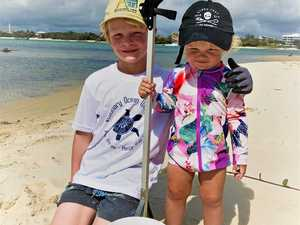 Volunteer clean-ups will help free our beaches of plastic