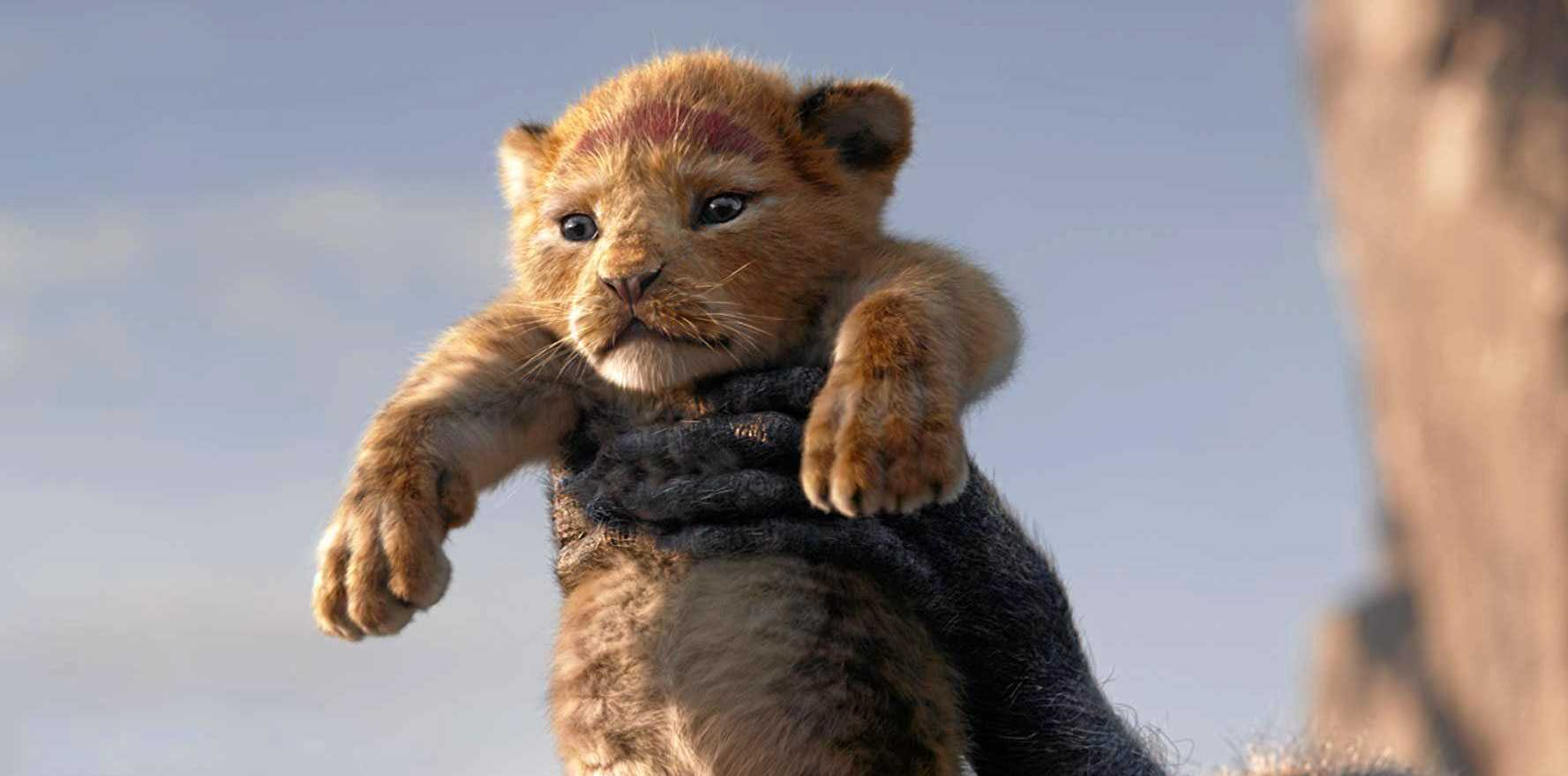 JD McCrary in The Lion King.