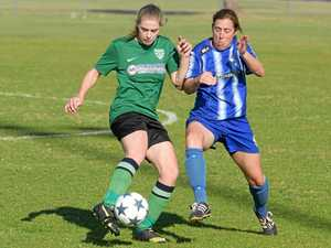 Women's football heating up as Clarence clubs trade blows