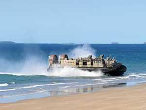 Talisman Sabre 2019 Amphibious landing