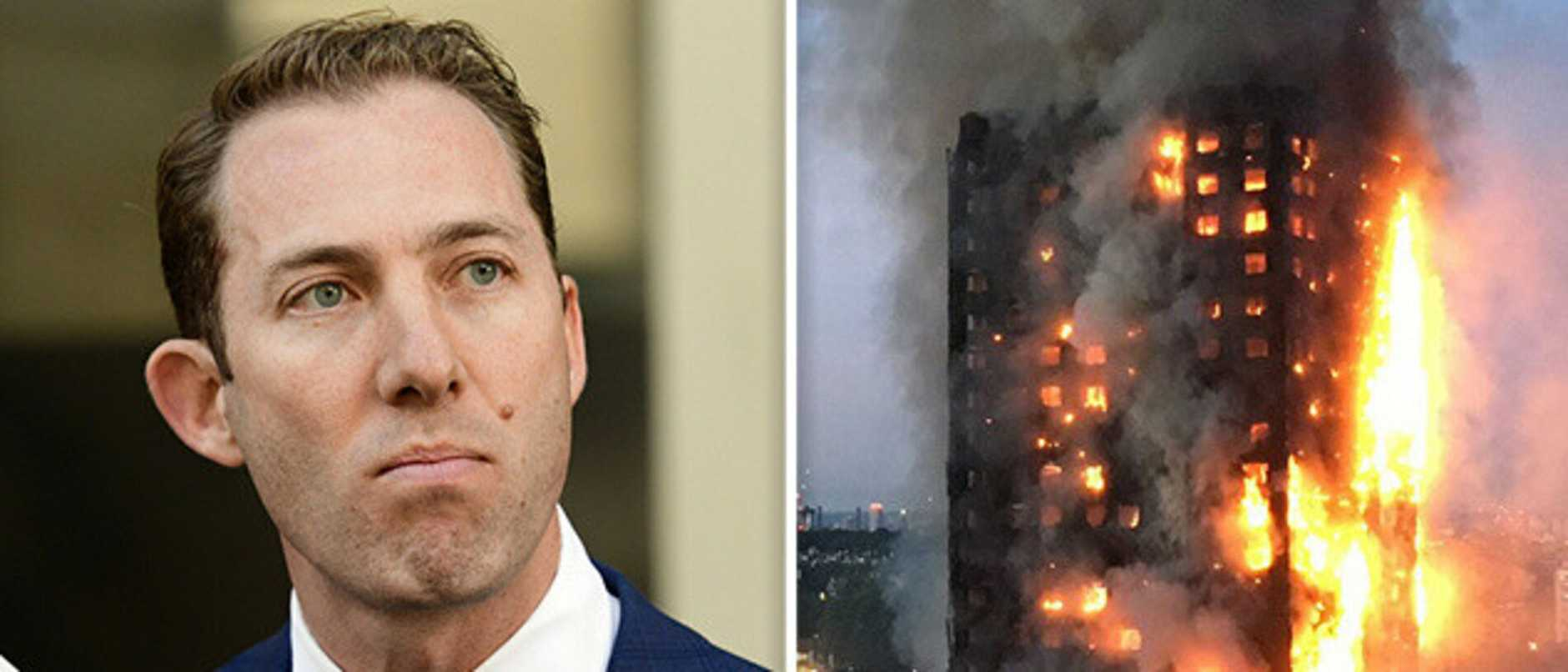 The state's peak strata body has called on the NSW government to provide $1 billion to fix flammable cladding on apartment buildings across the state with 650 complexes identified as being at risk of fire.