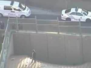 Traffic chaos as siege blocks Brisbane tunnel
