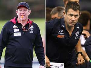 Saints or Blues? Ratten itching for coaching return
