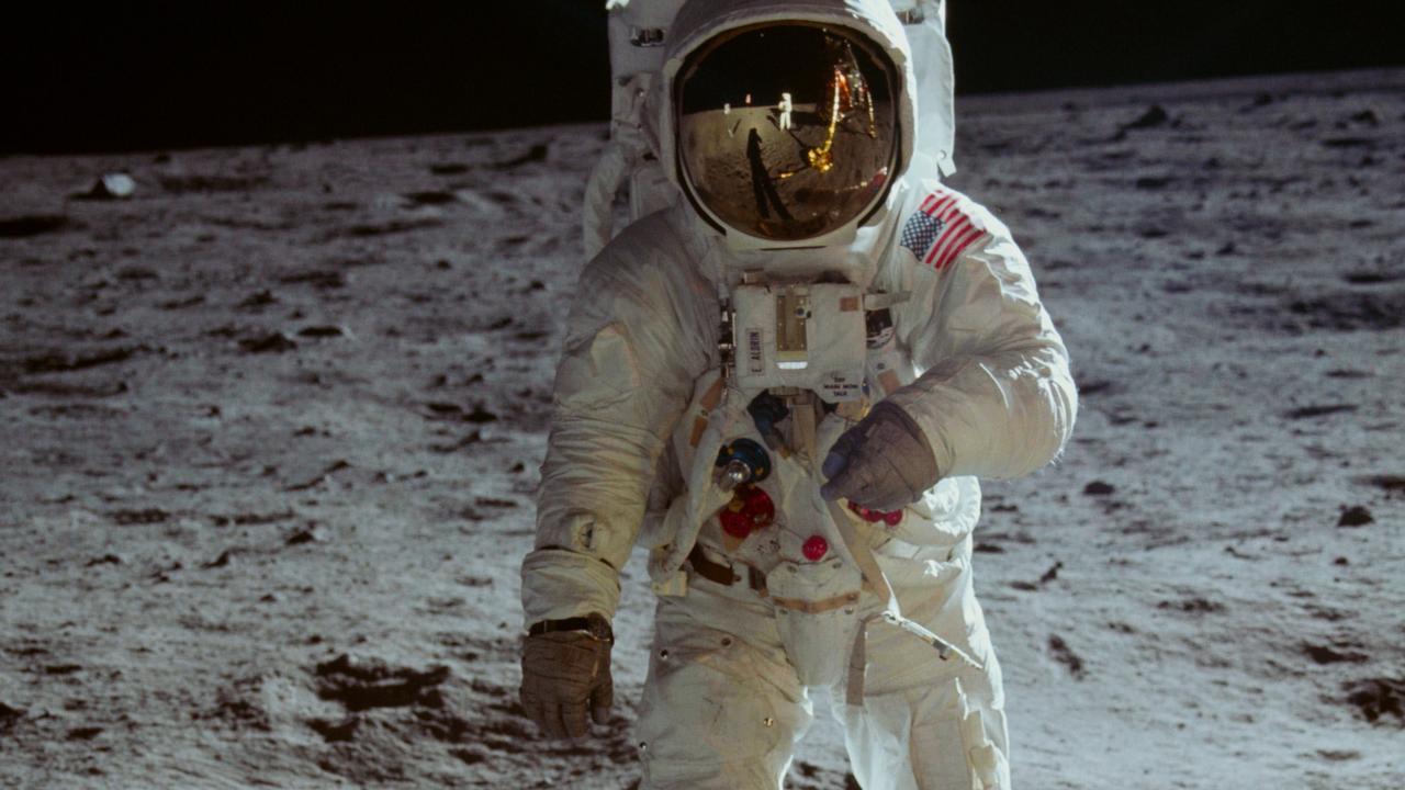 Apollo 11 is a complete triumph from takeoff to splashdown.