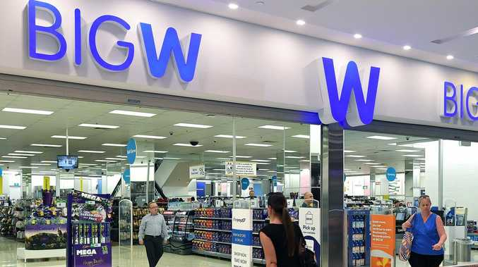 Big W reveals first stores to close