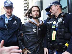 Serial protester barred from Brisbane CBD