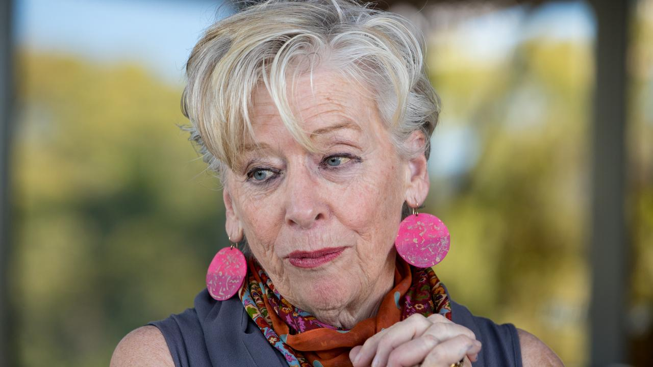 Celebrity chef Maggie Beer has slammed the way our elderly residents are being fed. Picture: AAP/Marc McCormack