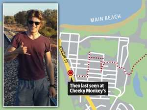 Cap found in hunt for missing backpacker