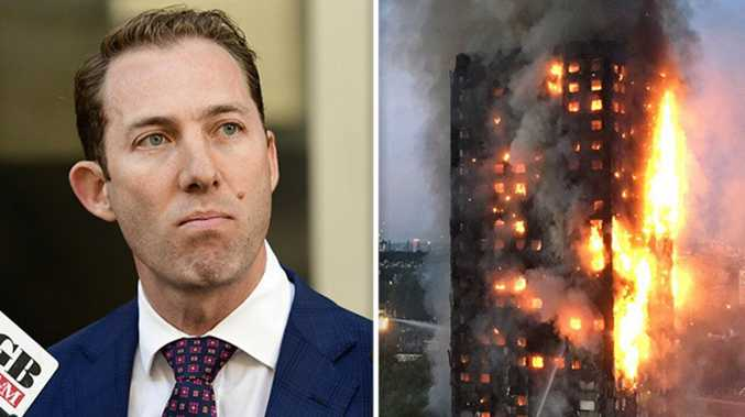 $1 billion needed to fix NSW's flammable cladding 'crisis'