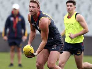 How Crows plan to bring speedy Essendon to a standstill