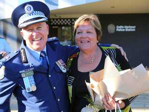 Police retirement - Coffs Harbour