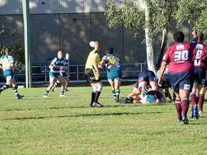 Emerald Rams Vs Capella Cattledogs