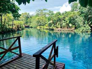 Island's untouched beauty shows another side of Vanuatu