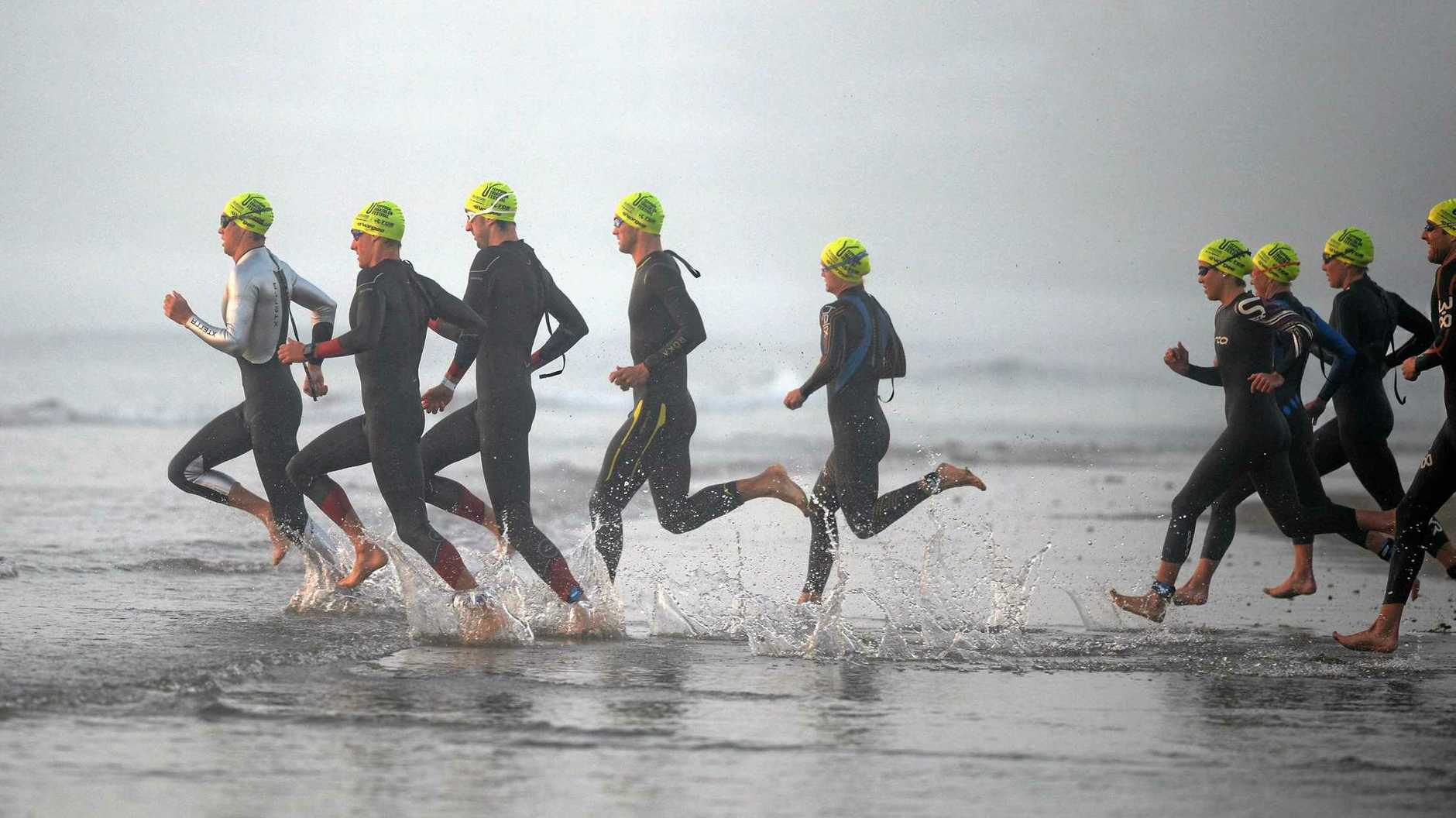 Hundreds of athletes will compete in the Yeppoon Triathlon Festival this weekend.