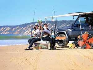 Blue skies for Rainbow Beach Family Fishing Classic