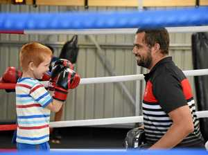 The boxing club helping country kids thrive