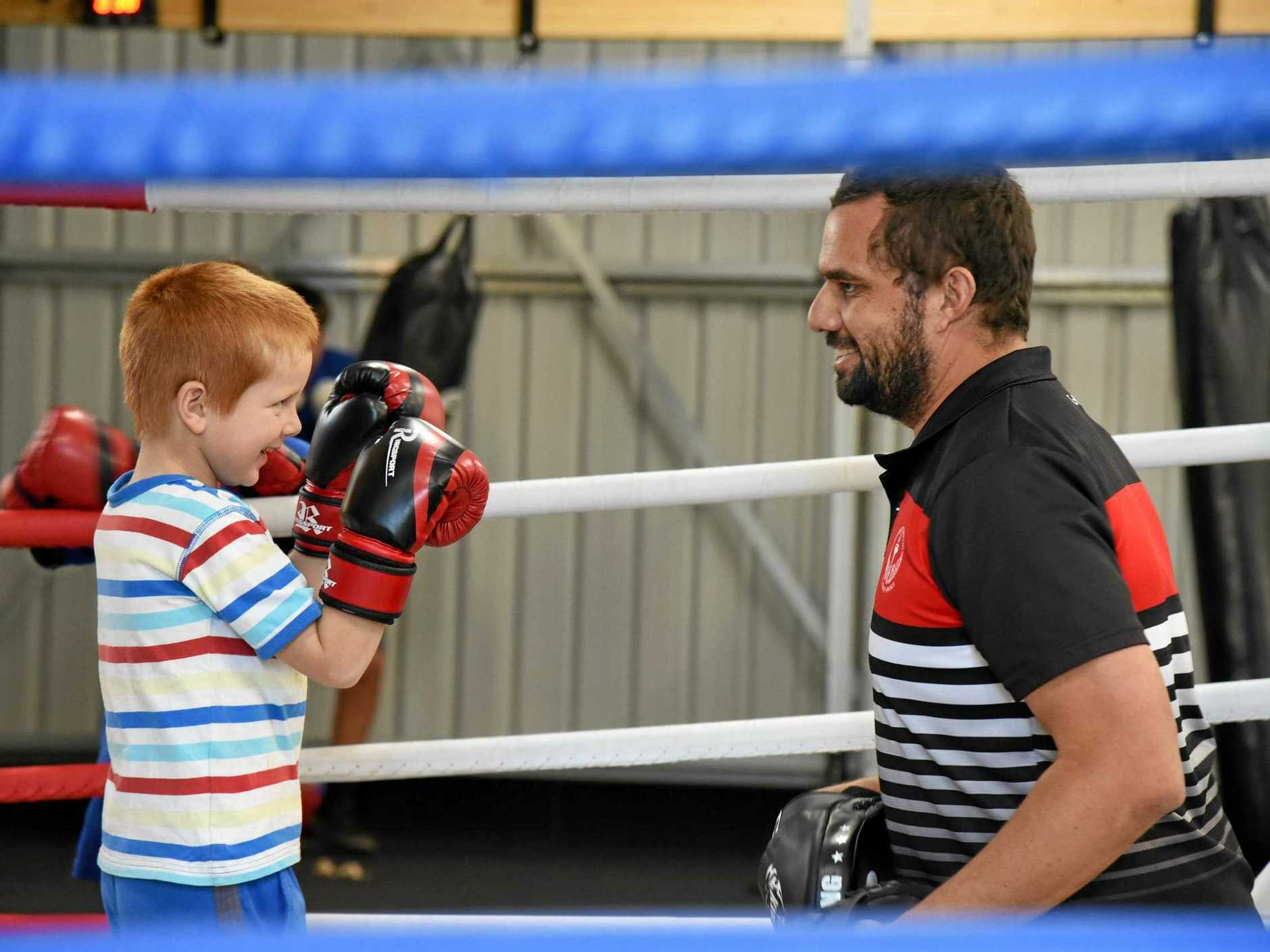 The Boxing Club Helping Country Kids Thrive Central