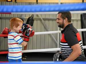 The boxing club helping rural kids thrive