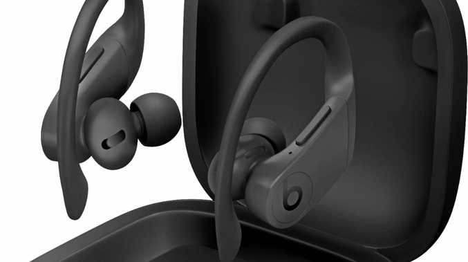 Powerbeats Pro: great sound comfort, pity about the case
