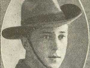 City's last man to fall in WWI: Honour roll push for soldier