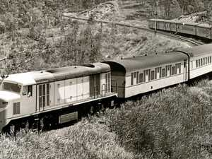 LOOKING BACK: Iconic Westlander train continues to roll