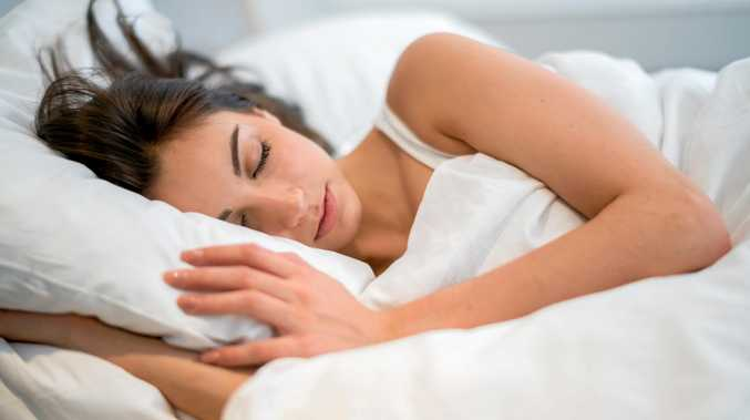 Sleeping well is key to a healthy life
