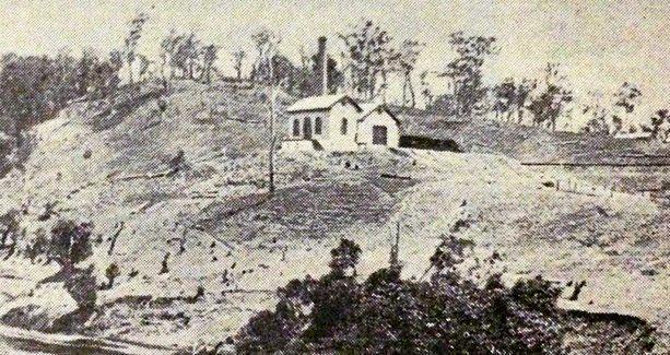 Jones Hill then heritage