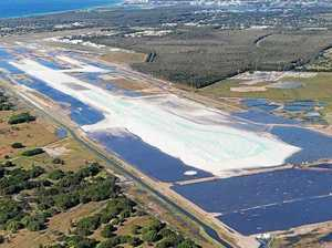 Groups reject ocean discharge from runway project