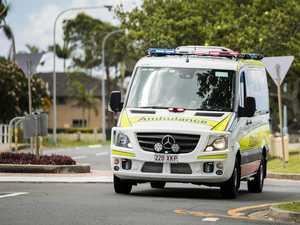 Teenage boy rushed to hospital after bridge fall