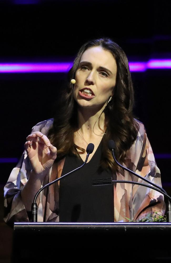 Ms Ardern wants to change Australia's migration policy. Picture: Scott Barbour/Getty Images