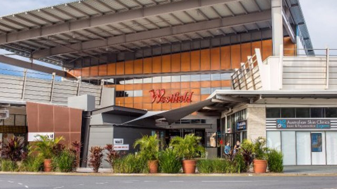 Westfield is ploughing millions into making its shopping centres, such as Helensvale (above), destinations in their own right.