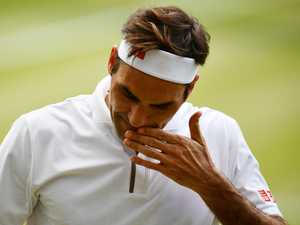 Tennis legend's spicy Federer theory