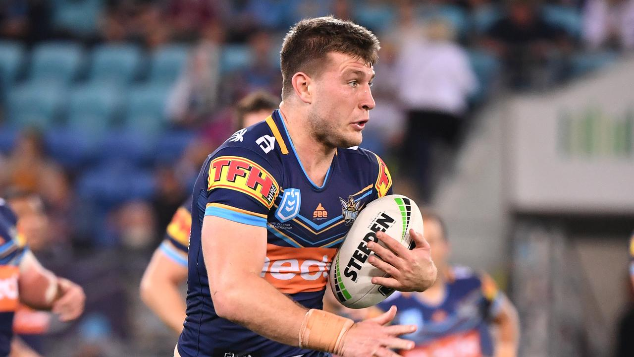Jai Arrow is expected to re-sign with the Titans.