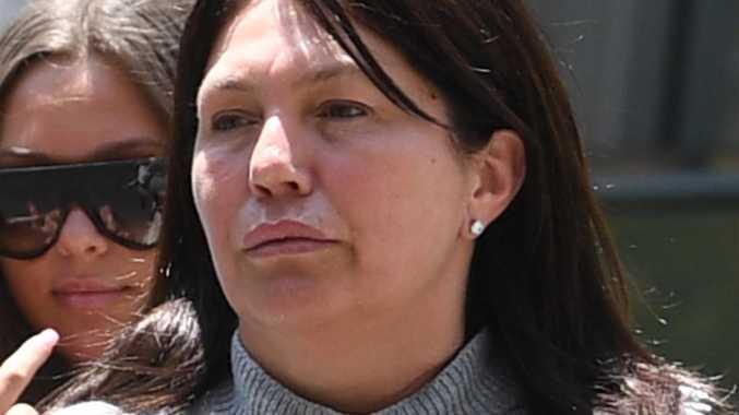Gang widow link in TV assault claims