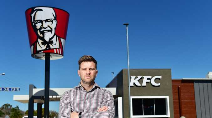 Mum sues KFC over undercooked food claims