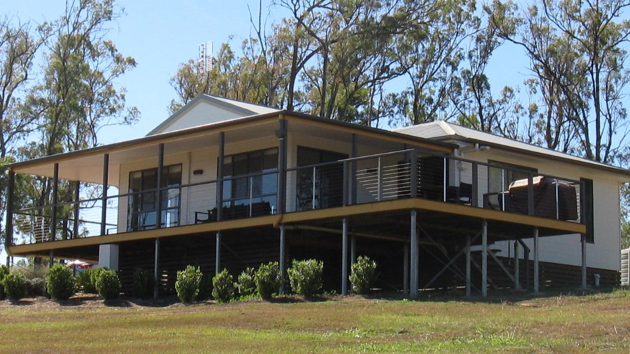 Stockton Rise Country Retreat near Forest Hill.