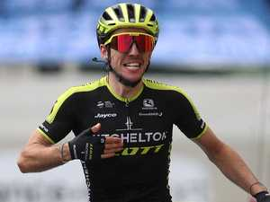 Aussie triumph as Tour hits the mountains