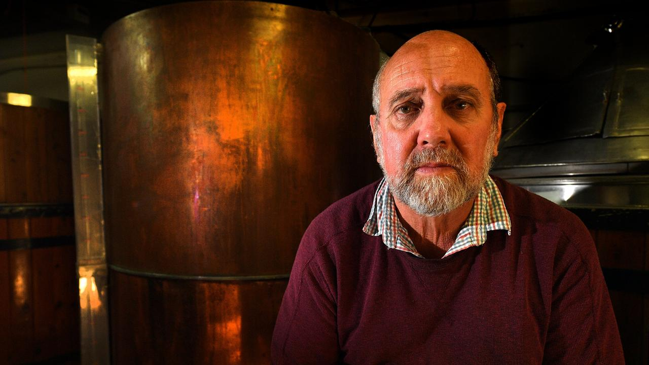 Microbrewers have been slammed with 900% fee hike that was quietly introduced by the Palaszczuk government. Owner of Sunshine Coast Brewery on the Sunshine Coast Greg Curran is feeling sick to his stomach. Photo: John McCutcheon.