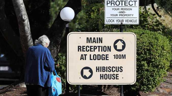 Retired pollie to lead nursing home probe