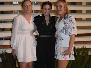 Grace Iverson, Kate O'Sullivan, and Alice von Pein at