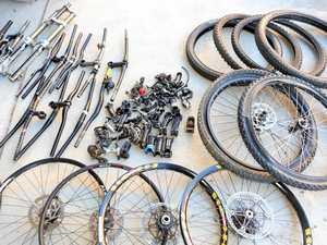 Had a bike stolen lately?