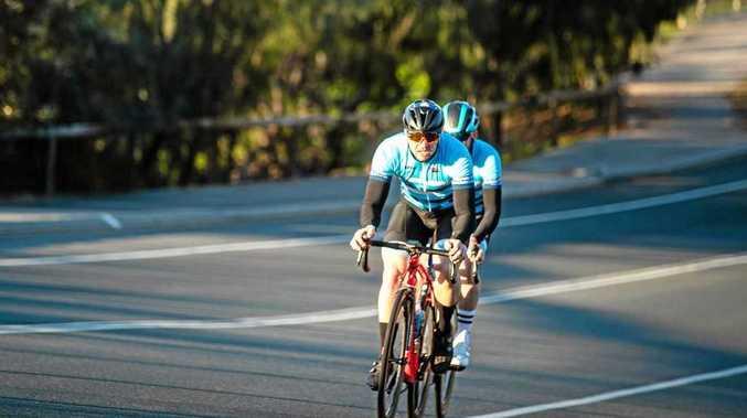 Team-mates seize day at Velothon Sunshine Coast