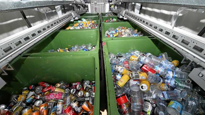 Recycling scheme hits two billion