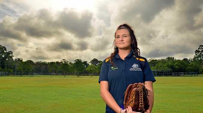Pitcher keen to fire at U19 Softball World Cup
