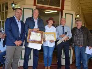 Geitz and Bennett share gong for best in 150 years
