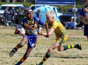 Undefeated South Burnett team's triumphant win at Wondai